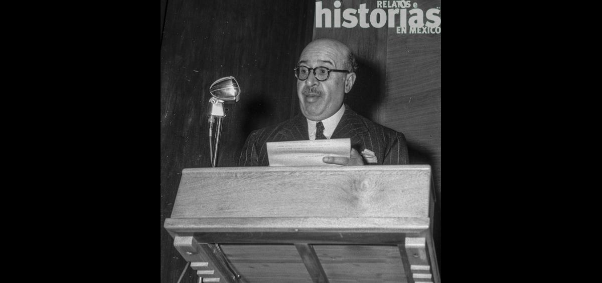 Eduardo Suárez, precursor del desarrollo mexicano