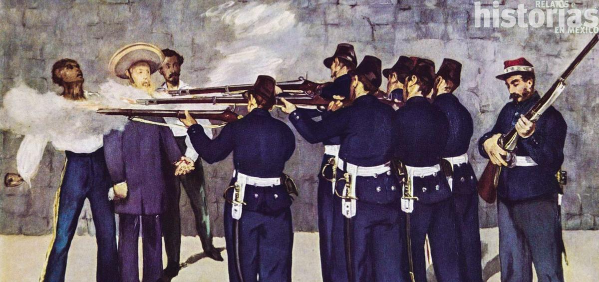 Victor Hugo, Franz Liszt y Édouard Manet ante el fusilamiento de Maximiliano