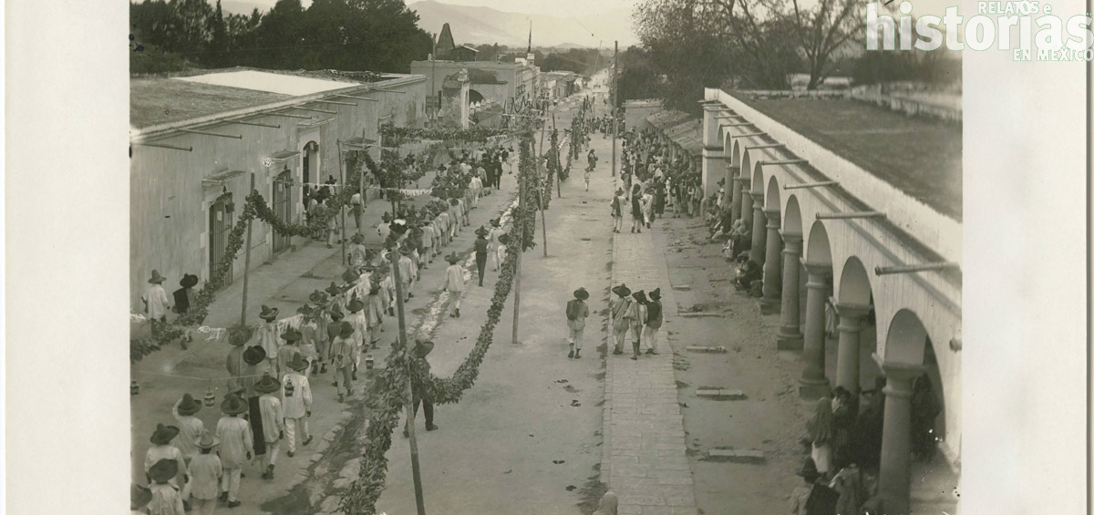 Costumbres funerarias de Oaxaca