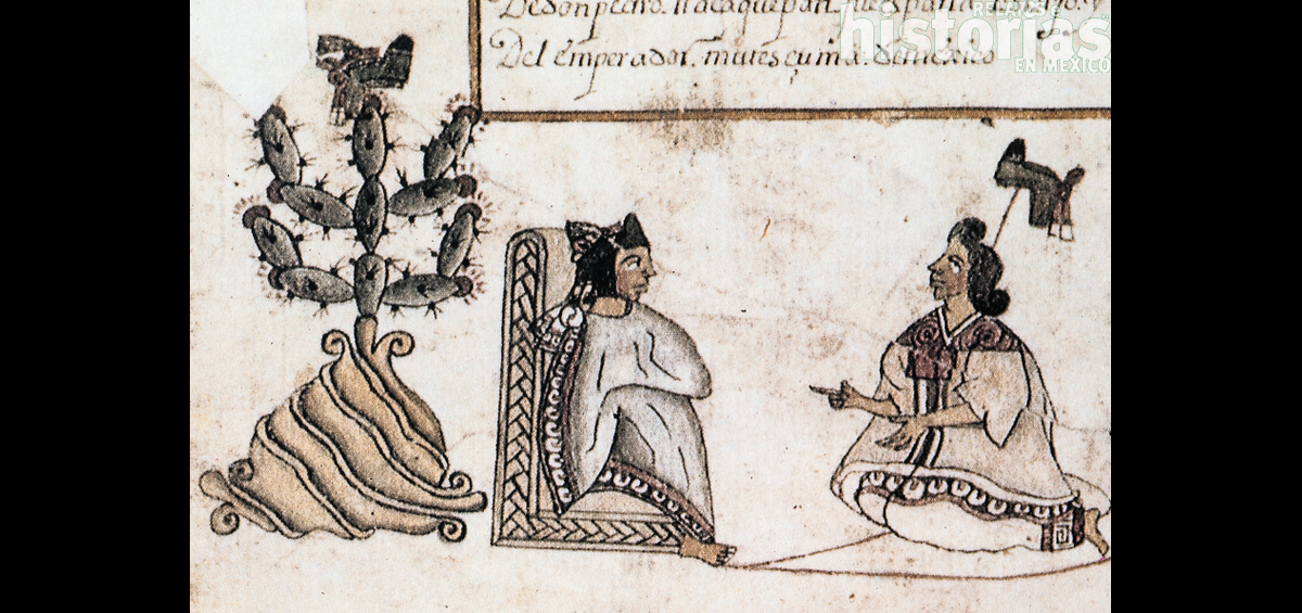 La princesa Tecuichpo bautizada como Isabel Moctezuma
