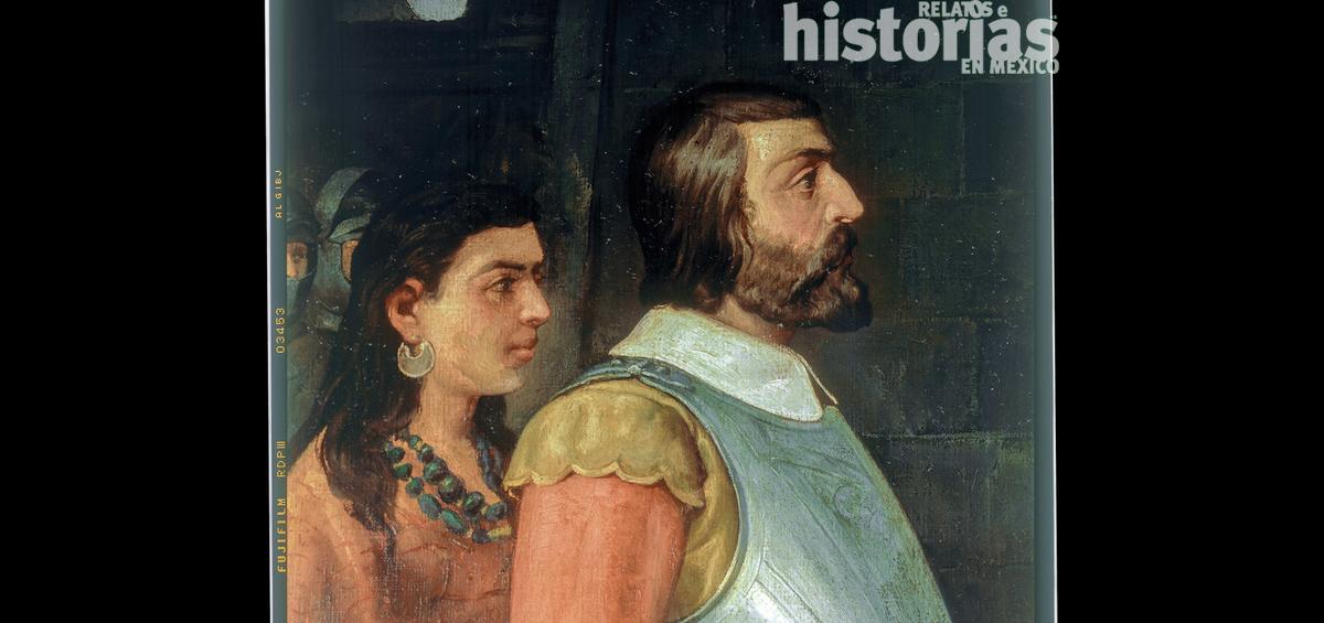 ¿Hernán Cortés asesinó a su esposa?