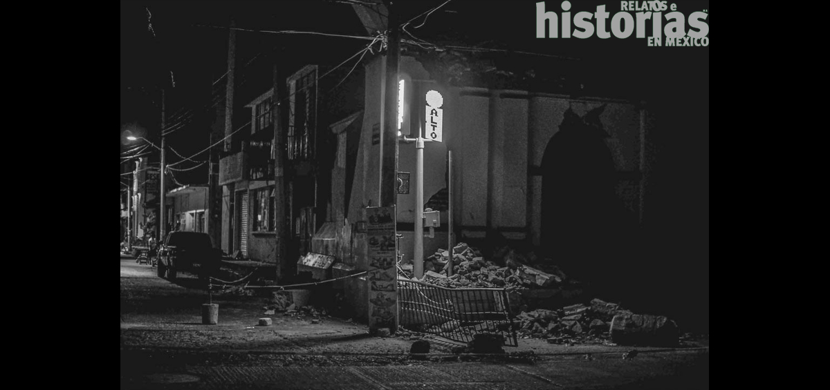 Oaxaca. Los eternos segundos de una sismicidad histórica