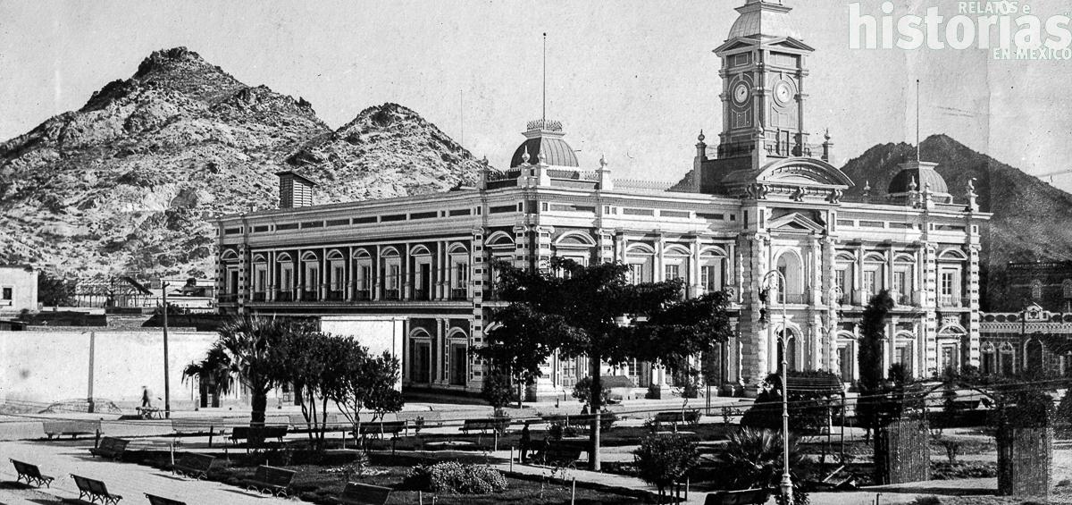 Hermosillo en 1913