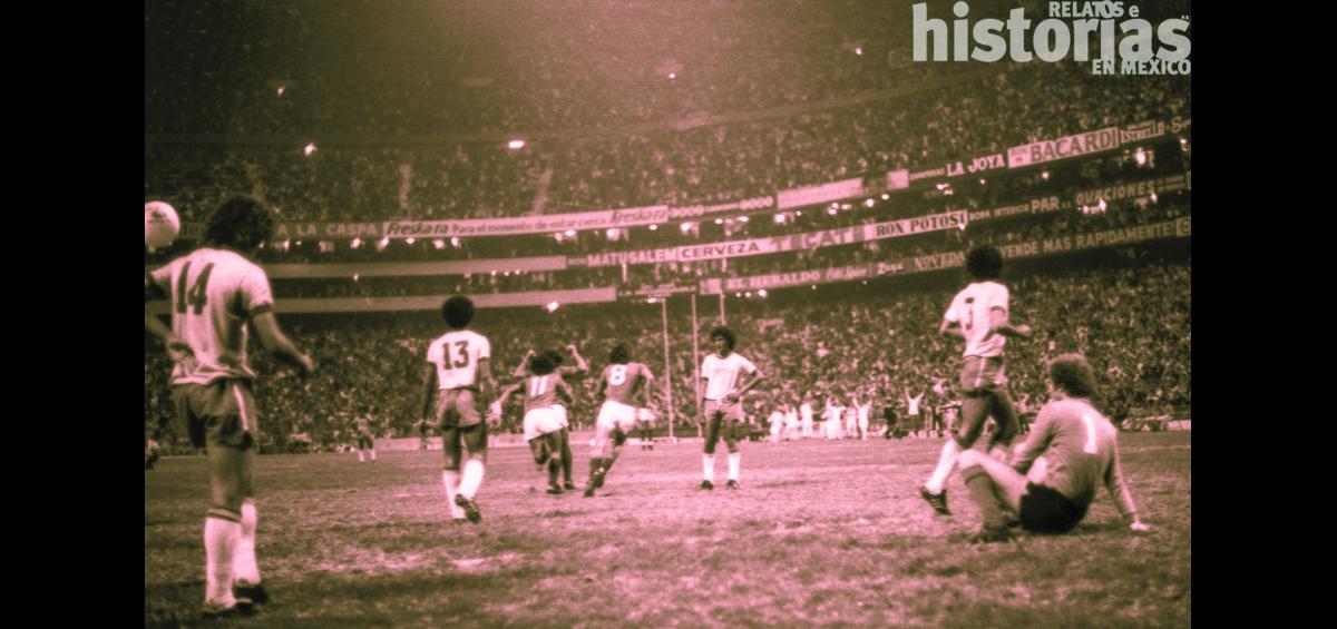 ¡¿Dos campeones?! La final de futbol México-Brasil en los Juegos Panamericanos de 1975