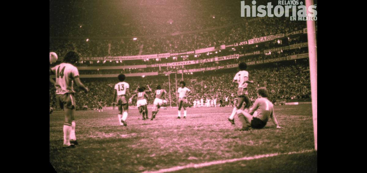 Mexico vs. Brasil en la Final de los Juegos Panamericanos 1975