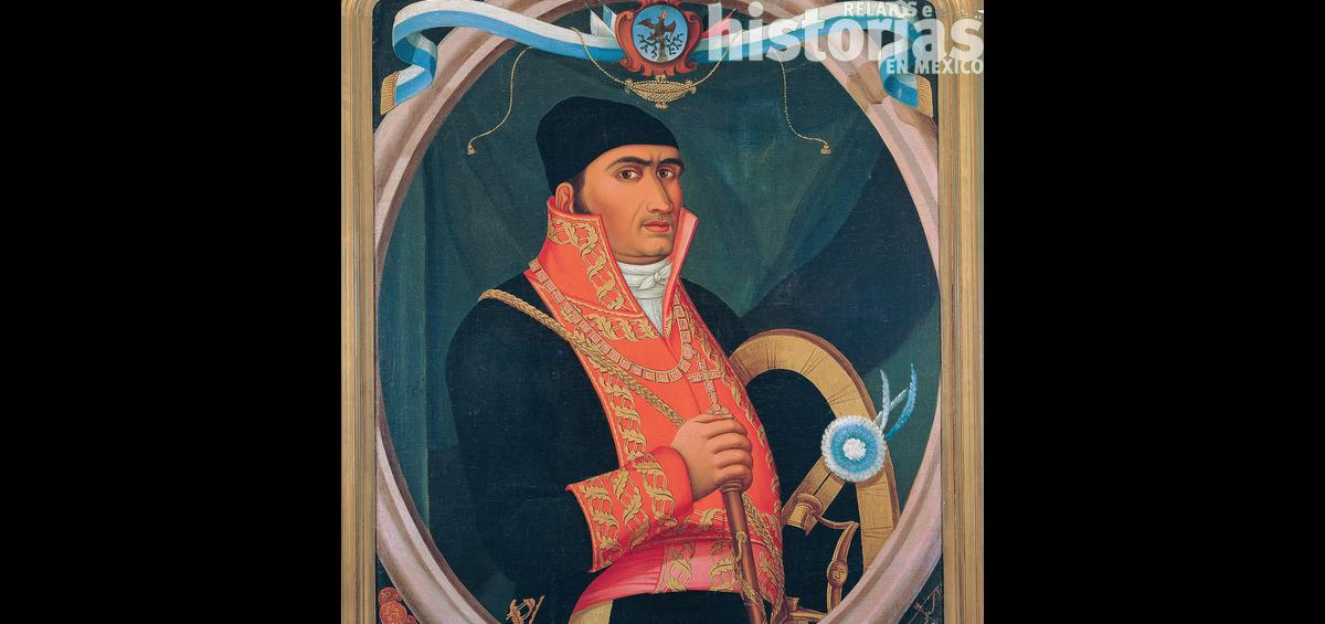 El retrato de Morelos