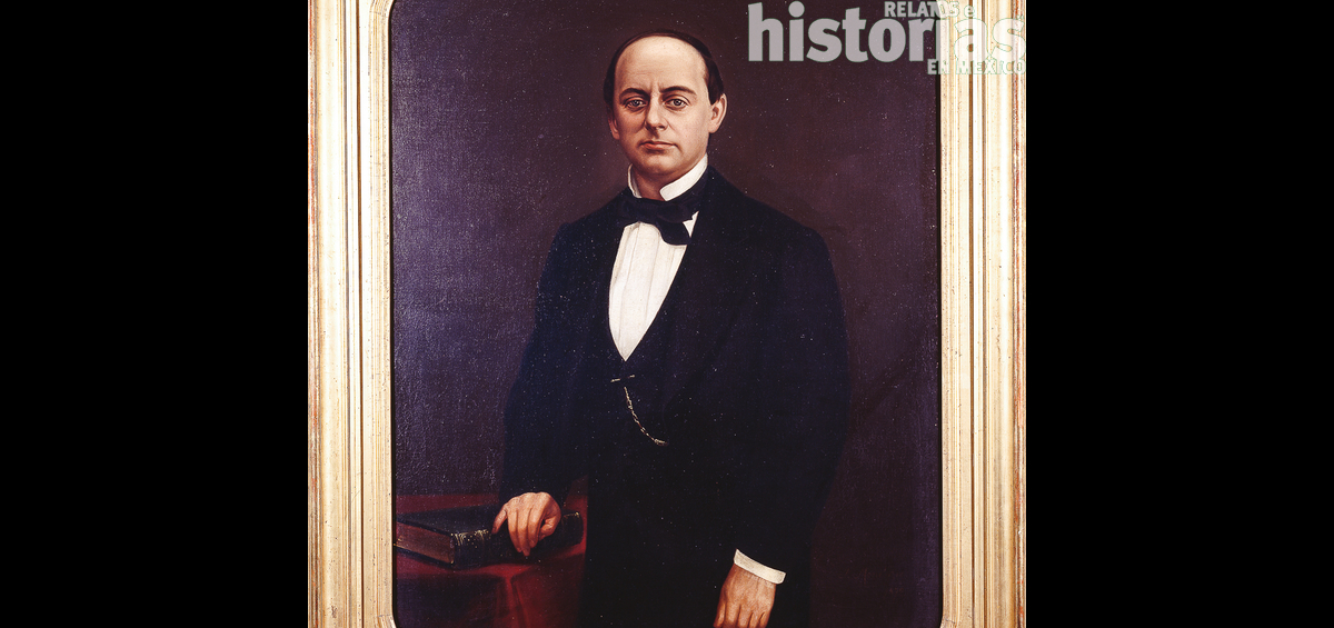 Nace Sebastián Lerdo de Tejada
