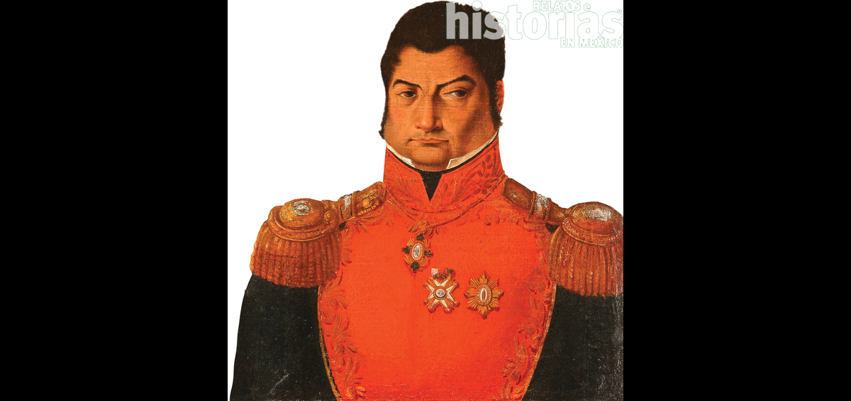 General Antonio de León, defensor de Molino del Rey