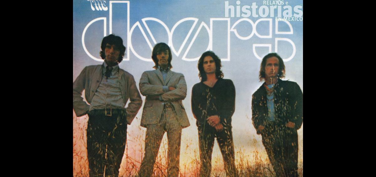 Jim Morrison y The Doors en México