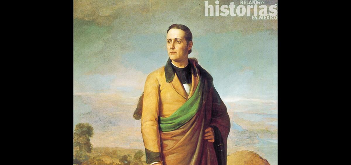 El fusilamiento del general insurgente Mariano Matamoros