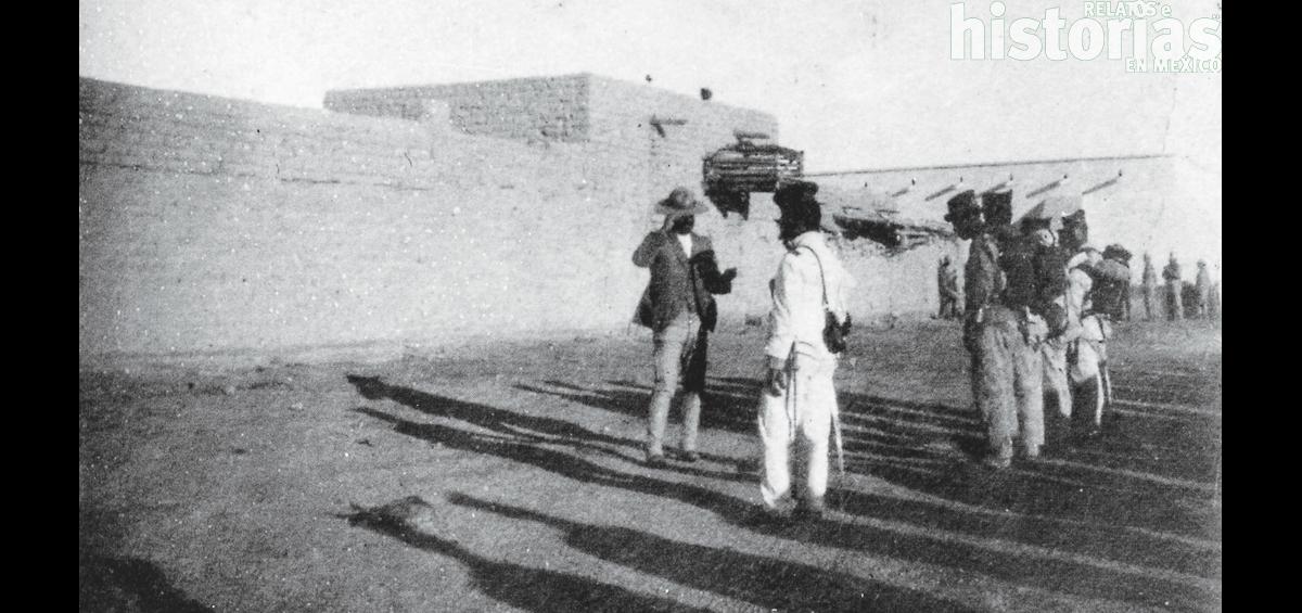 El fusilamiento de Pancho Villa