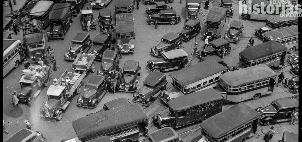El automóvil a principios del siglo pasado