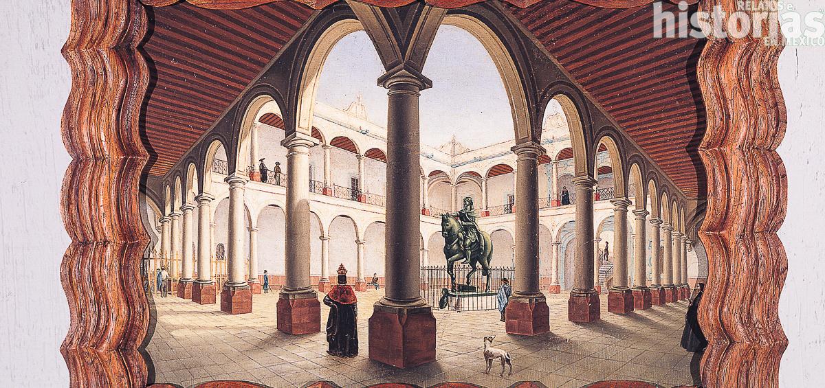 México visto por Pietro Gualdi