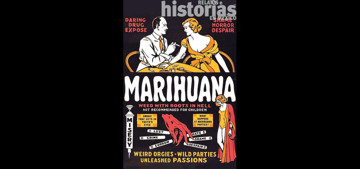 De la marginalidad a la legalización de la marihuana