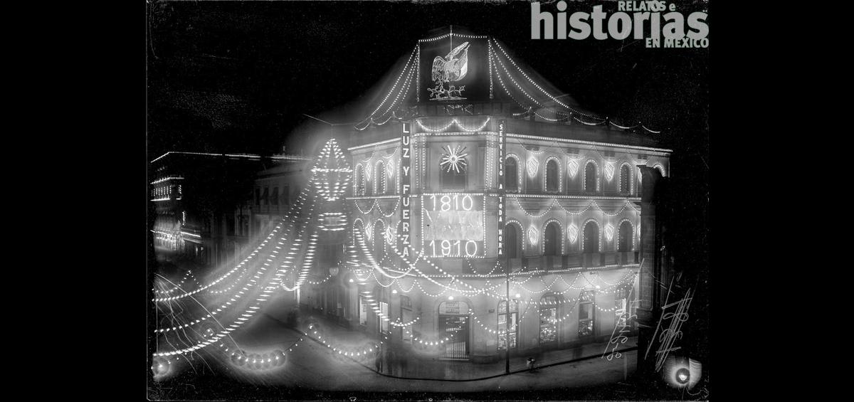 """Recuerdos del Zócalo: """"Las inolvidables fiestas del Centenario de la Independencia en 1910"""""""