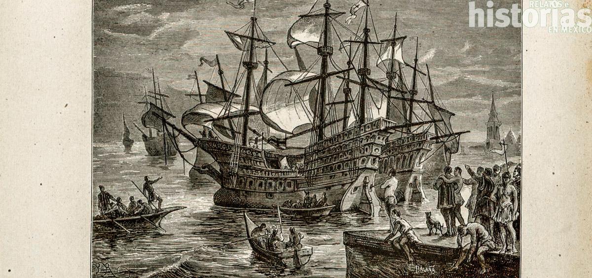 ¿Quiénes fueron los socios financieros de la conquista de México?