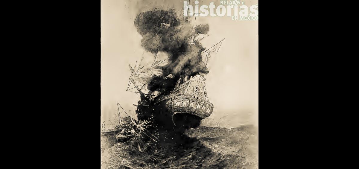 """El """"siglo de oro"""" de la piratería"""