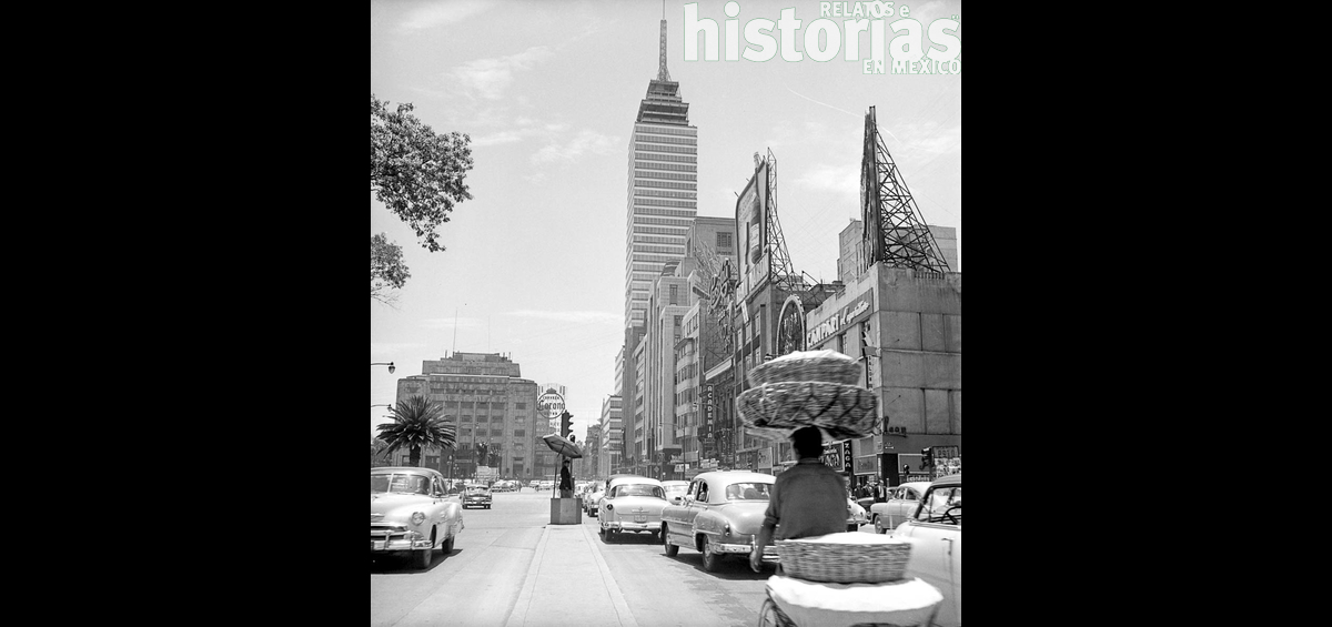 La histórica calle Madero, entrada al corazón de Ciudad de México