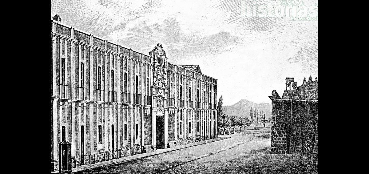 ¿Cuál es la historia de la avenida Balderas?
