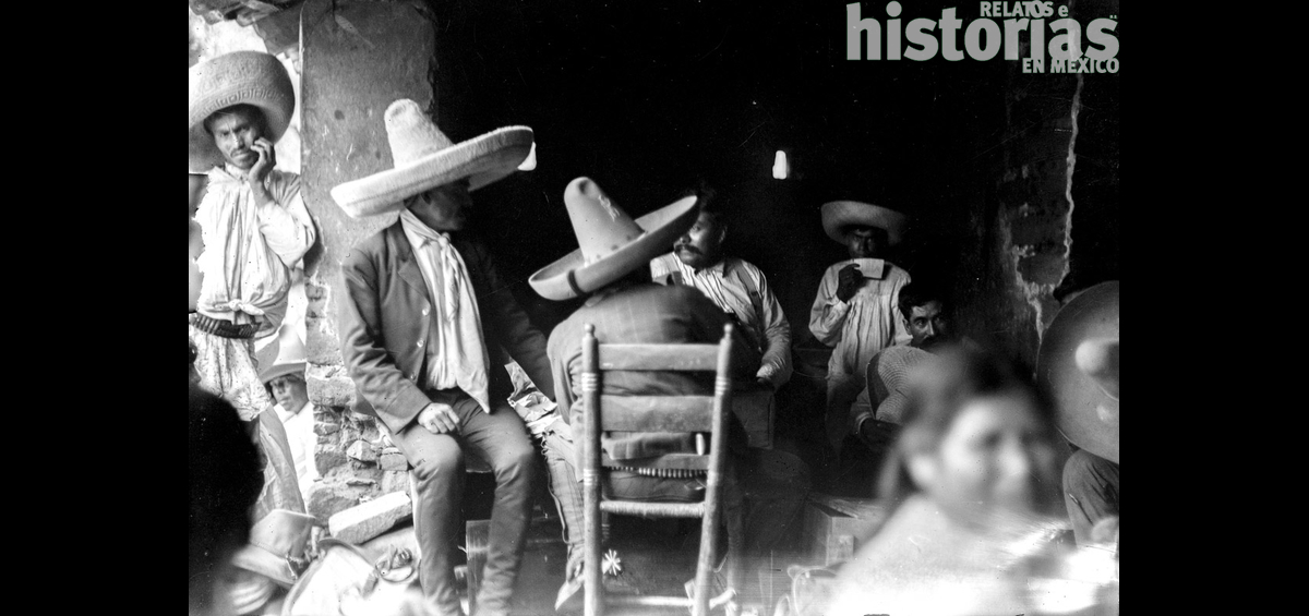 Emiliano Zapata contra Porfirio Díaz
