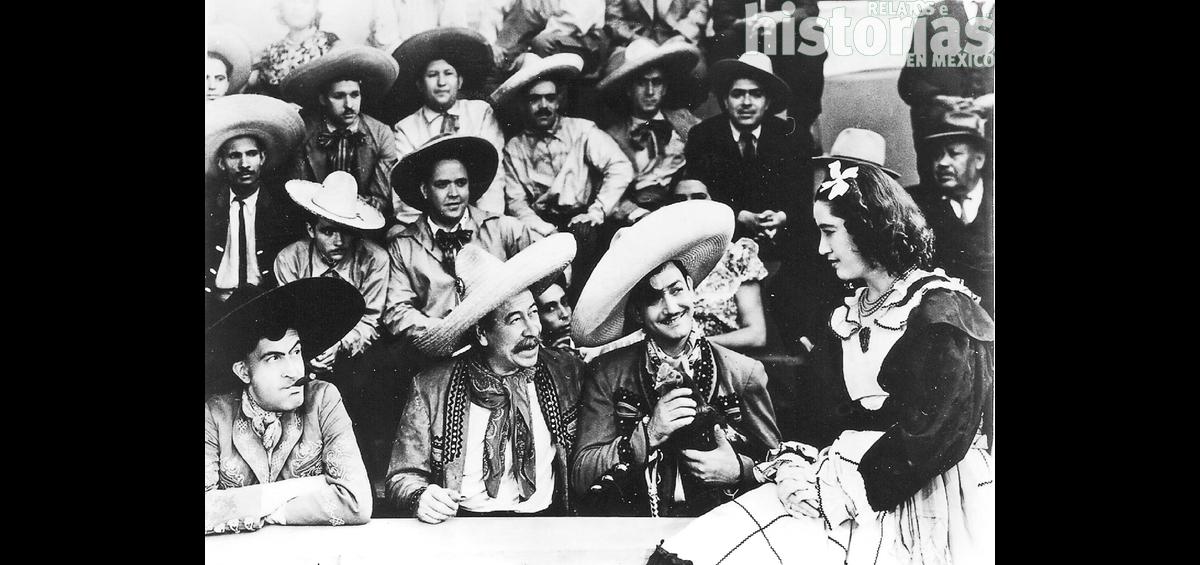 Grandes de la Música Ranchera