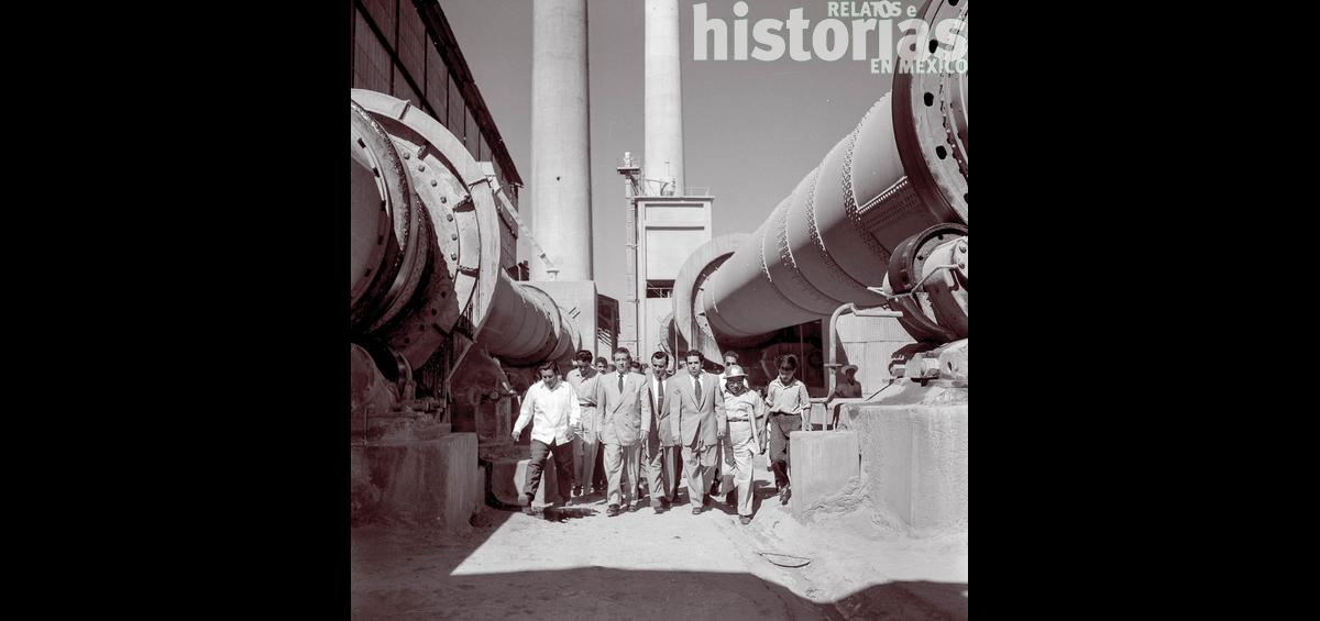 ¿Cuáles fueron los orígenes de la industria cementera La Cruz Azul?