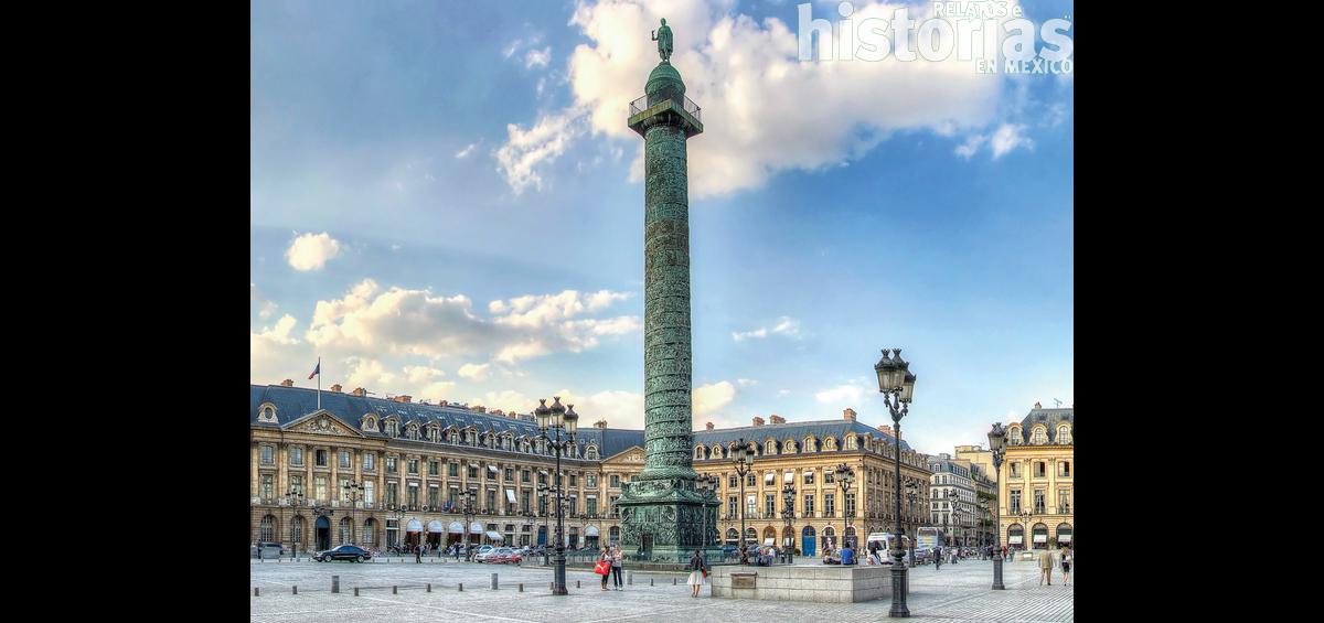Las razones de los parisinos para derribar la Columna Vendôme en 1871