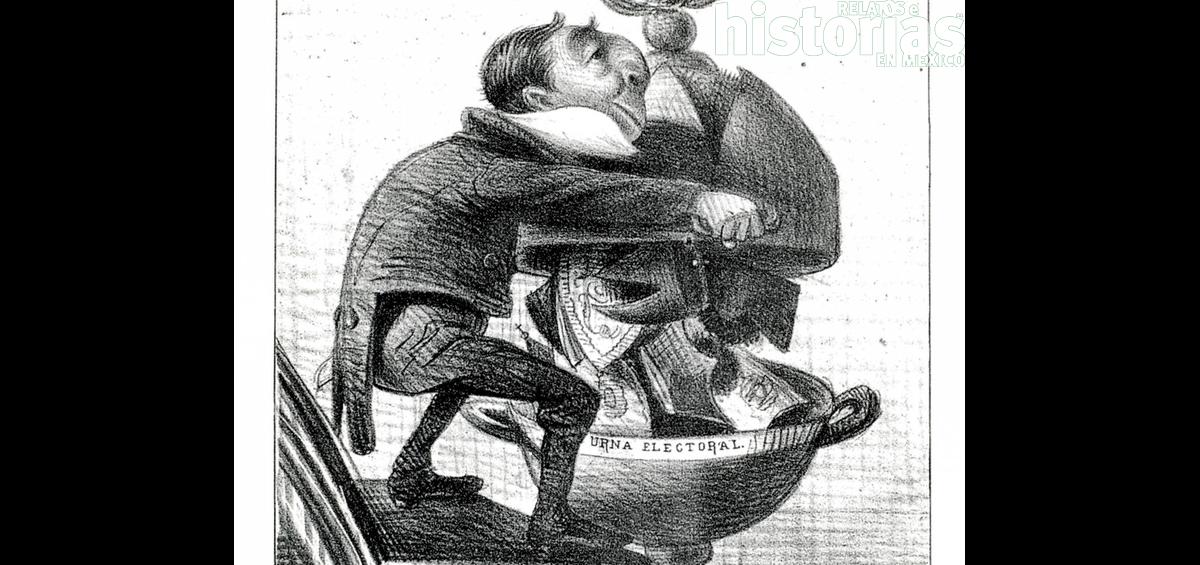 """""""Con dinero baila el perro"""": las elecciones de 1871"""