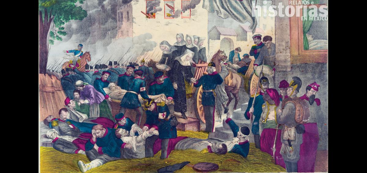 ¿Por qué los príncipes Salm Salm figuran en la Historia de México?