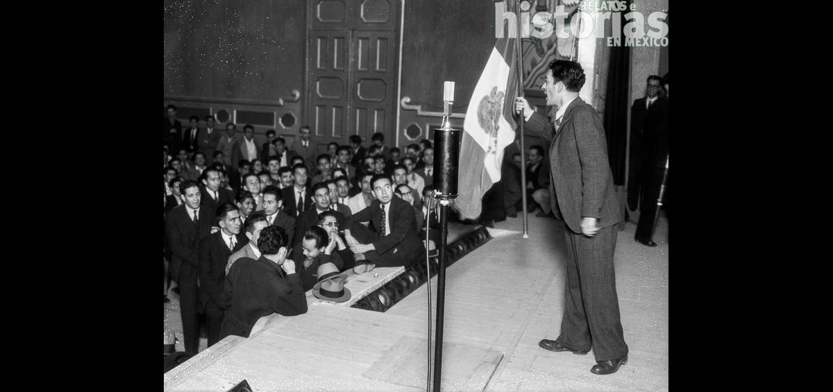 Vicente Lombardo Toledano, un destacado líder sindical