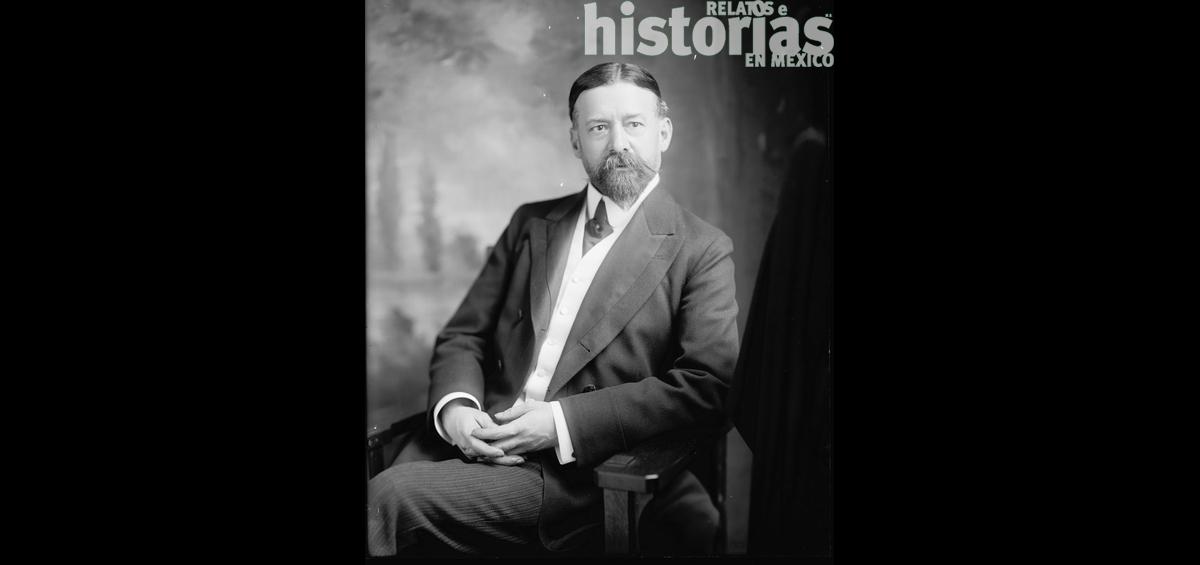 ¿Conocen la famosa entrevista que James Creelman hizo a Porfirio Díaz?
