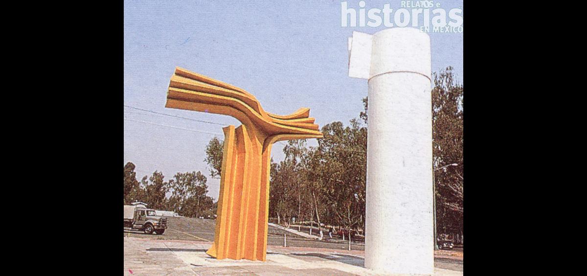 El escenario escultórico y urbanístico que nació en México 68