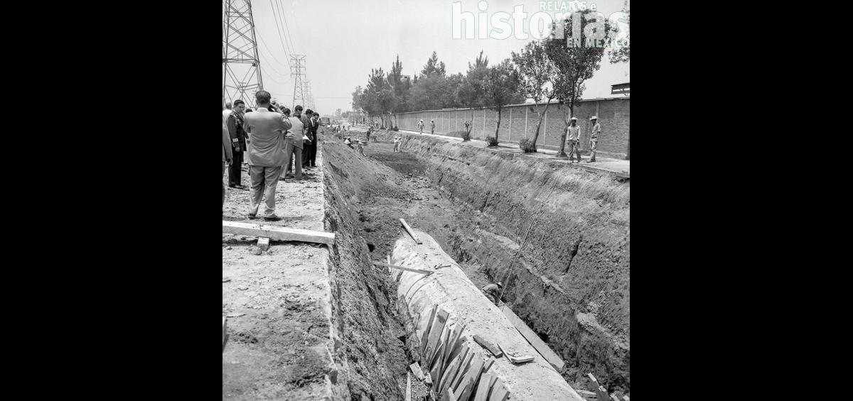 ¿Qué avenidas importantes de la Ciudad de México eran caudalosos ríos de agua cristalina?