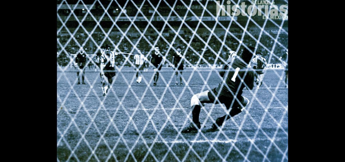 ¿Cuándo fue el primer clásico nacional en el Estadio Azteca?