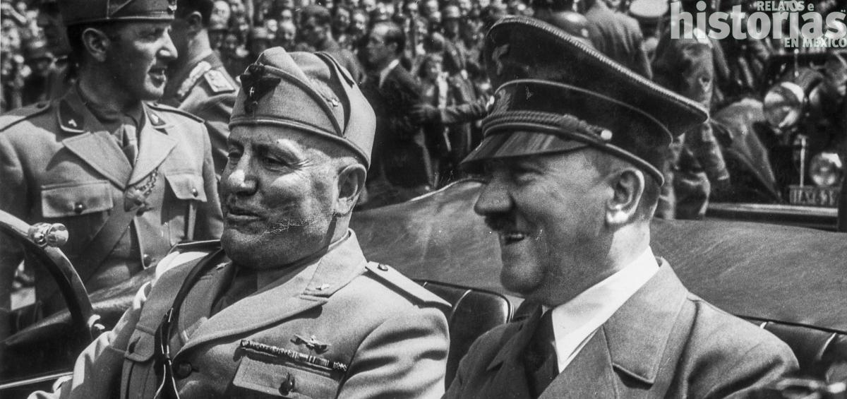 """La invención y el uso político de un """"enemigo"""" hizo emerger al fascismo"""