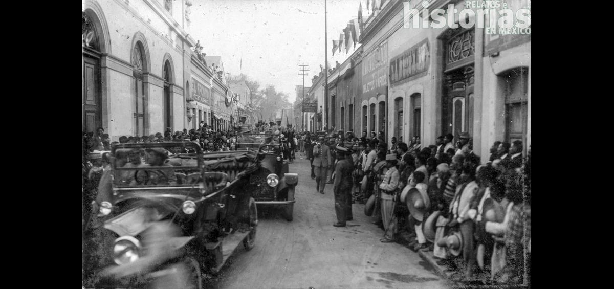 Explicación sociohistórica de la Revolución Mexicana | Relatos e Historias  en México