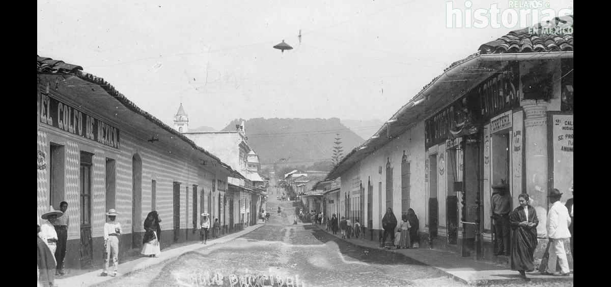 La colonización italiana en México