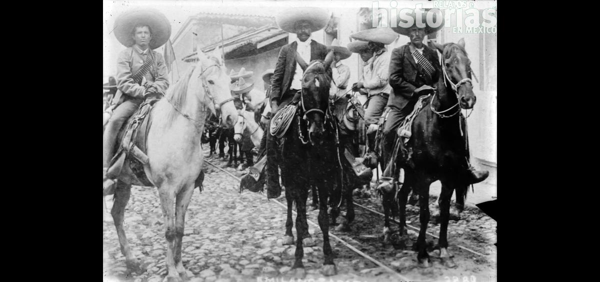 Emiliano Zapata contra Venustiano Carranza