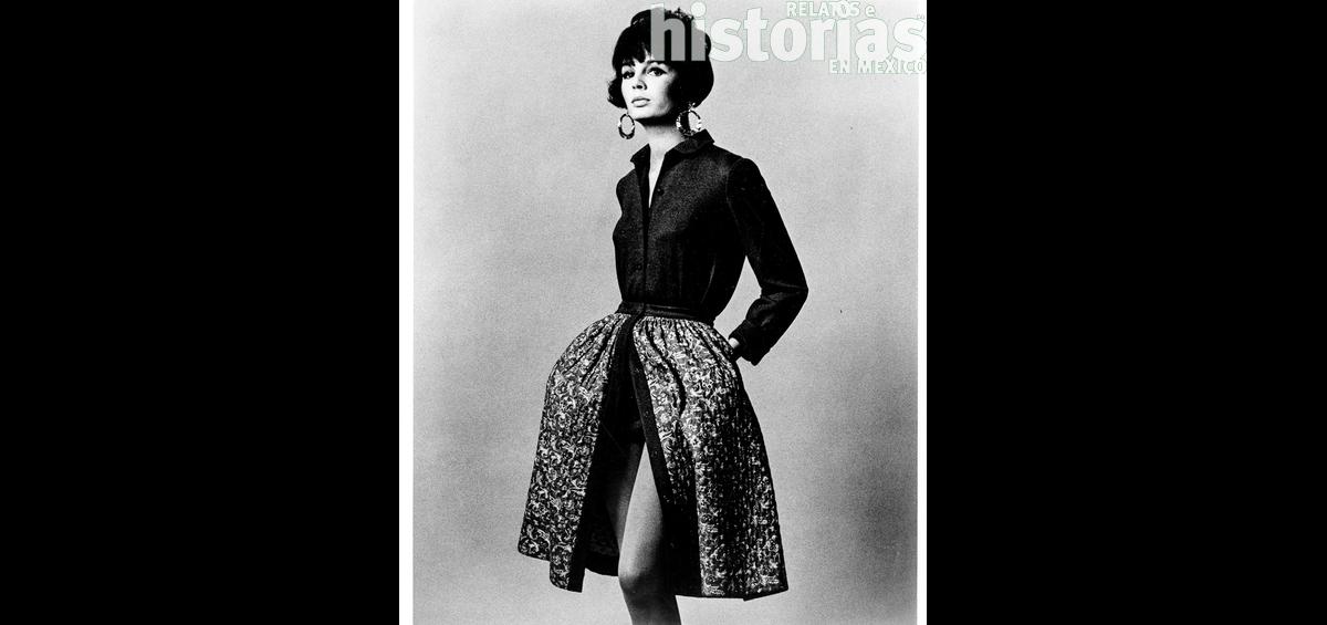 De cuando la falda corta se puso de moda en México