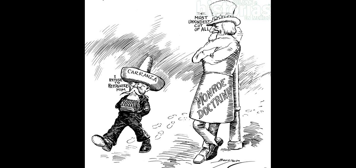 A cien años de la Doctrina Carranza