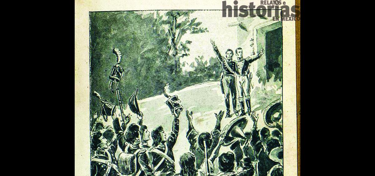 ¿Cómo se construyó el relato patriótico del Abrazo de Acatempan?