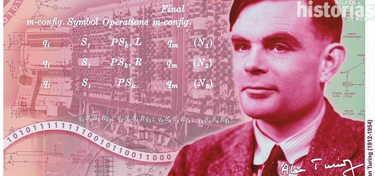 El 23 de junio de 1912 nace el legendario matemático Alan Turing