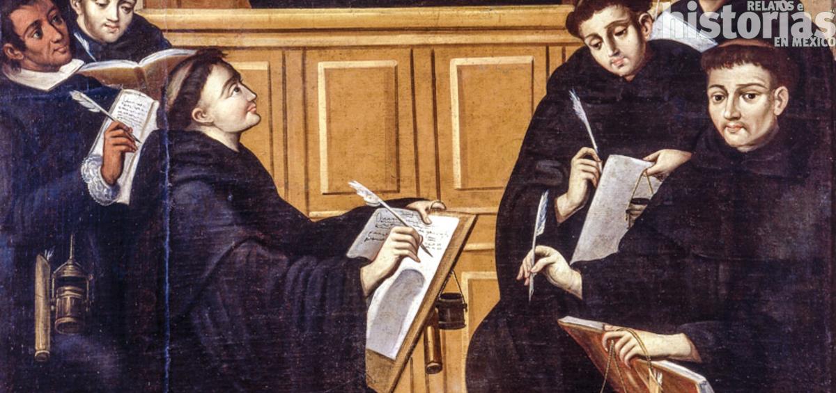 Sermones escandalosos en la época virreinal