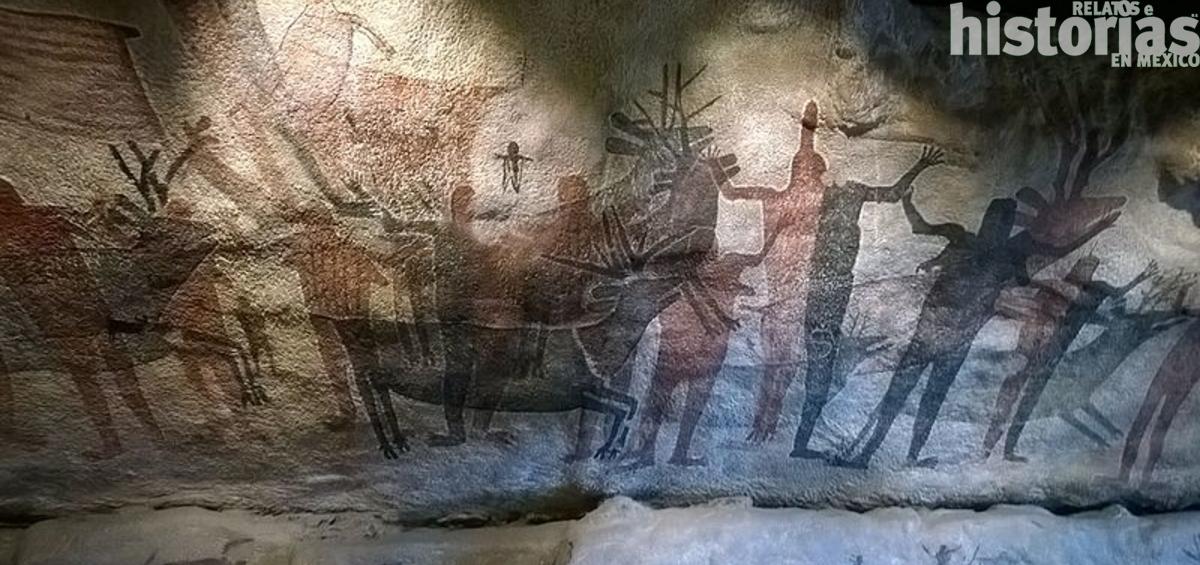 Arte Rupestre de Baja California Sur