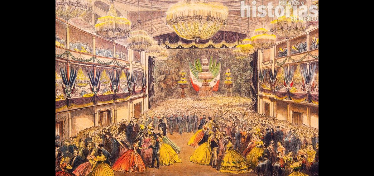 De cuando Ciudad de México no tuvo presidente ni emperador, 1863-1864