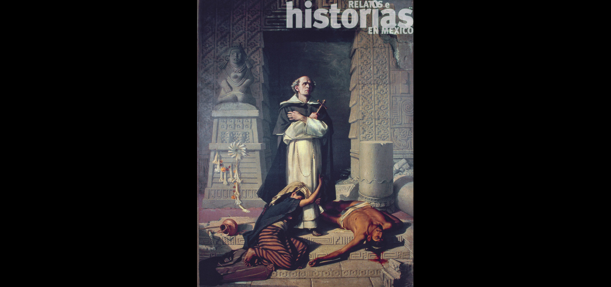 Los usos de la historia desde el poder: Las primeras historias de la Nueva España