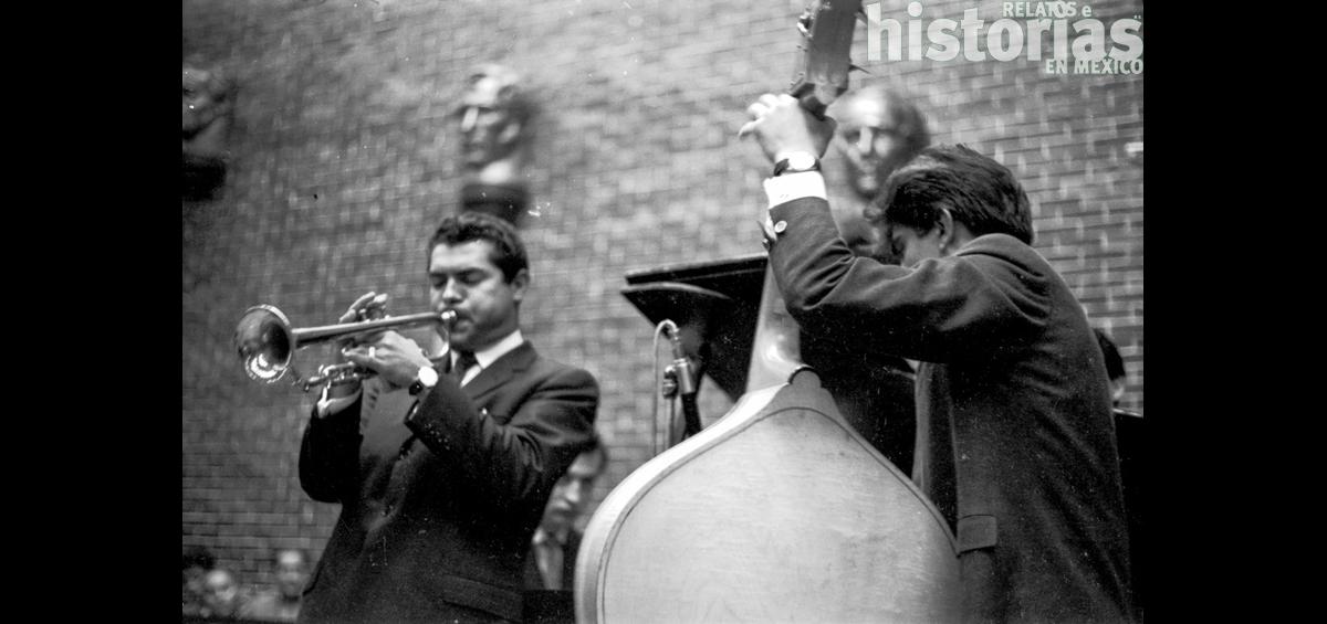 Cuando el jazz invadió Bellas Artes