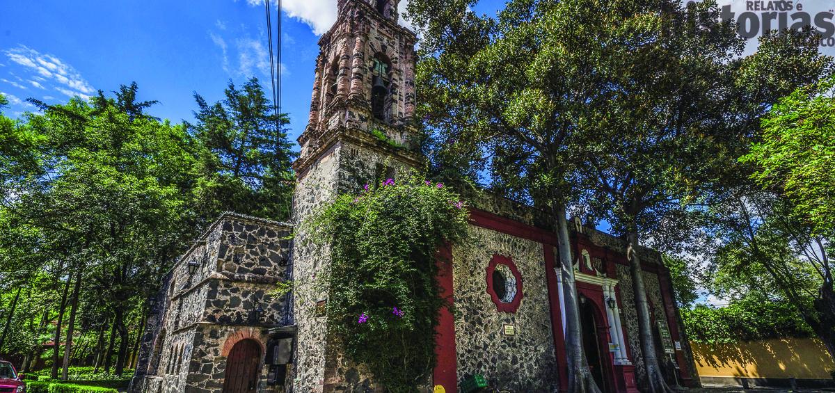 El Barrio de Chimalistac