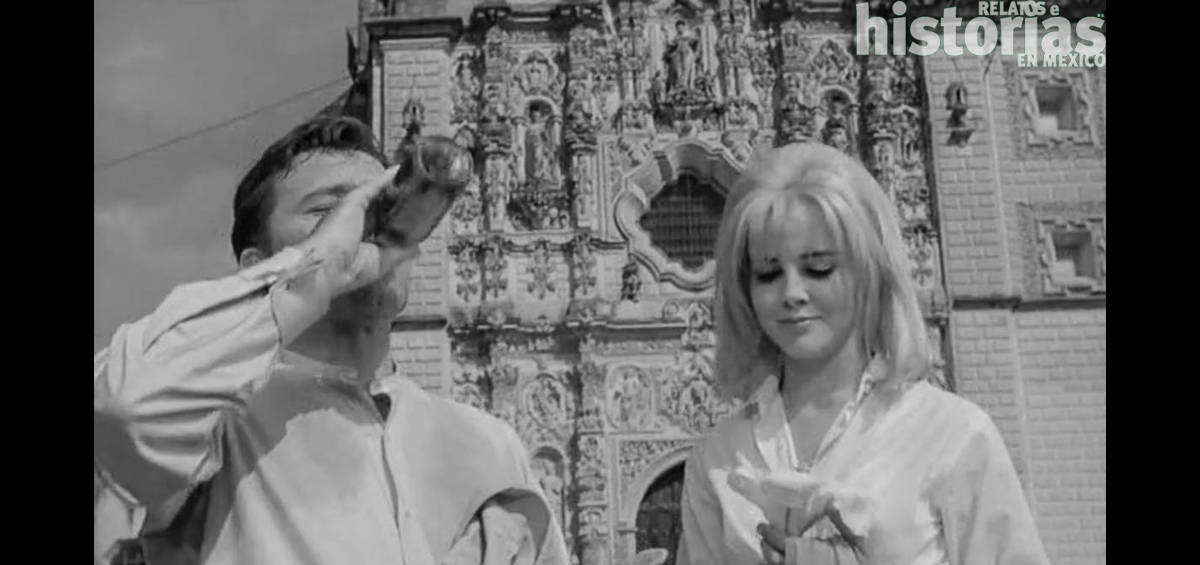 """Tráiler de la película """"La noche de la iguana"""""""