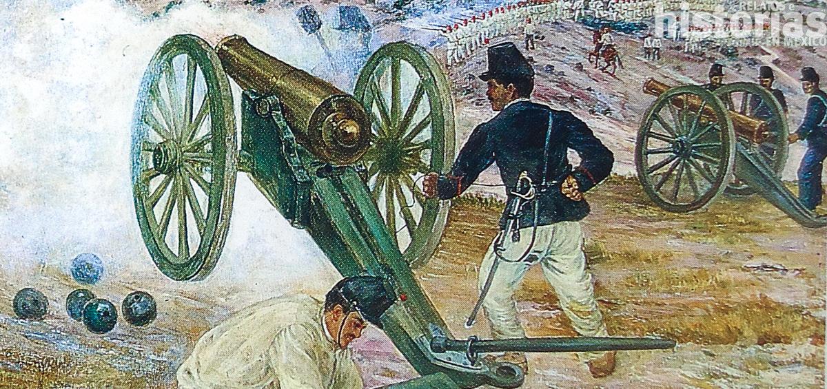 El motín de 1871 contra la reelección presidencial de Benito Juárez